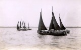 1937 - PHILIP ANTHONY (TONY) FOSTER POST CARD 016. SAILING CUTTERS.jpg