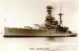 1937 - PHILIP ANTHONY (TONY) FOSTER POST CARD HMS RAMILLIES A.jpg