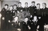 1960, DECEMBER - MICHAEL GREEN, 27 RECR., BLAKE, 8 MESS, 52 CLASS, READY TO GO ON DRAFT TO RALEIGH