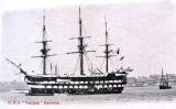 UNDATED - HMS GANGES OFF HARWICH.jpg