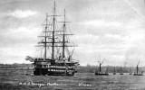 UNDATED - HMS GANGES, OFF PARKSTONE.jpg