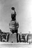 1907 - THE INDIAN PRINCE WITH HIS ORIGINAL CROWN PRIOR TO THE MAST BEING ERRECTED.jpg