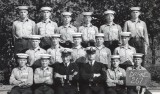 1964, 24TH AUGUST - RALPH EDWARDS, 70 RECR.,DRAKE, 267 CLASS, 39 MESS.