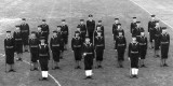 1948, 12TH OCTOBER - TERRY JONES, 116 AND 117 CLASSES, GUARD AT ATTENTION.JPG