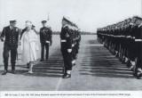 1961 - FROM  IPSWICH AT WAR, HM QUEEN ELIZABETH II INSPECTING GUARD 17.jpg