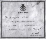 1955 - MIKE SMITH, 86 RECR., TYRWHITT, 2 CLASS, BOXING TEAM WINNERS CERTIFICATE.jpg