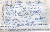 1972, 24TH APRIL - BOB TYLER - 33 RECR. IN ANNEXE, REVERSE OF PHOTO SHOWING SIGNATURES AND NAMES..jpg