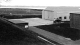 1965 - PHIL GLOVER, THE HANGAR AND CONCRETE HARDSTANDING.jpg