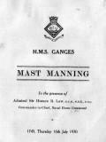 1970, 16TH JULY - BRIAN KEMP, MAST MANNING PROGRAMME 1..jpg