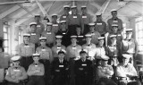 1958-59 - HARRY F. GIBBON, KEPPEL, 7 MESS, SPARKERS WHO JOINED 10-11 FEB. 58 AND BUNTINGS WHO JOINED A LITTLE LATER.jpg