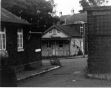 UNDATED - DICKIE DOYLE, THE PARENTS HUT AS VIEWED FROM CROSS LANE.jpg