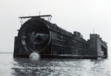 UNDATED - FLOATING DOCK AND U BOAT TESTER, THE DRYDOCK LAY OFF SHOTLEY.jpg