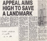 1986, 5TH JULY - DICKIE DOYLE, ARTICLE FROM EAST ANGLIAN TIMES.jpg