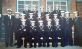 1972, 16TH OCTOBER - STEPHEN CASSESE, P.O. MASSEY, I AM MIDDLE ROW, 2ND FROM RIGHT.jpg