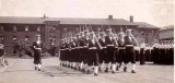 1952 - JACK STANIFORTH, GRENVILLE, 17 MESS, GUARD MARCH PAST.jpg