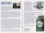 1996, 20TH APRIL - JIM WORLDING, SOUVENIR PROGRAMME FOR COMMEMORATIVE CEREMONY, D..jpg