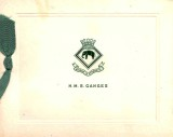 1960 - WILLIAM BLANDFORD, HAWKE, 49 MESS, 261 CLASS, CHRISTMAS CARD SENT TO MUM AND DAD, A..jpg