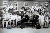 1970 - PETER GLENCROSS, PARENTS DAY, I AM IN UNIFORM AT THE BACK.jpg