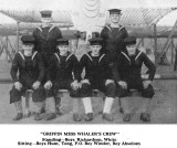 1949 -GRIFFIN MESS WHALER'S CREW, GRENVILLE DIVISION, FROM THE SHOTLEY MAGAZINE.jpg