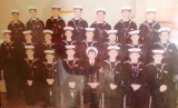1976, MARCH - GEOFF WOOD, RESOLUTION, 29 MESS, 113 CLASS, INCLUDES JNRS. SAYER AND SMITH, INSTR. PO REID