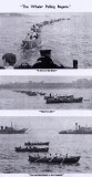 1950 - SHOTLEY MAG., WHALER PULLING REGATTA, TOWING OUT, THE START AND THE FINISH.jpg