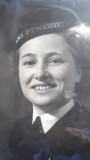 1946-47 - IRIS WHITE, nee POOK, SERVED AT GANGES POST WW II, SERVED AT DOVER DURING WW II.jpg