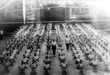 UNDATED - DICKIE DOYLE, GYM CLASS, PRE WW II.jpg
