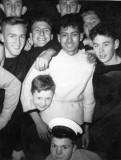 1958-59 - GRAHAM BEER, KEPPEL, 7 MESS, SPARKERS, GEORGE CARTER CENTRE STAGE.jpg