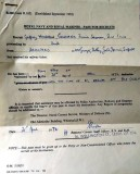 1972, 25TH APRIL - GEOFF WOODROW, RECRUITMENT PASS.jpg