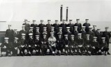 1972, APRIL - GEOFF WOODROW, ANNEXE, 33 RECR., BULWARK, I AM 2ND ROW, 2ND FROM THE END, THE SMALL ONE.jpg