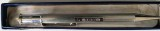1973, 24TH JANUARY - GEOFF WOODROW, 33 RECR., RECRUITMENT PRIZE OF STERLING SILVER PROPELLING PENCIL.jpg