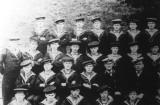 1912 - DICKIE DOYLE, VISUAL SIGNALLING CLASS.jpg