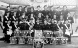 1940-45 - DICKIE DOYLE, THE WRNS BAND DURING WW II.jpg