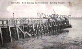 UNDATED - DICKIE DOYLE, EARLY POST CARD OF ADMIRALTY PIER.JPG