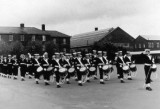 UNDATED - DICKIE DOYLE, THE BAND MARCHING PAST.jpg