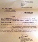 1972 - BILLY MORGAN, 31 RECR., VARIOUS PHOTOS INCLUDING BULWARK, CHAIR DISPLAY, MAST MANNING PROGRAMME, ETC. 8..jpg