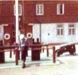 1972 - BILLY MORGAN, 31 RECR., VARIOUS PHOTOS INCLUDING BULWARK, CHAIR DISPLAY, MAST MANNING PROGRAMME, ETC. 13.jpg