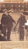 1972 - JOHN POPPLEWELL, 33 RECR., JUNIOR INSTRUCTOR, NEWSPAPER REPORT.jpg