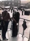 1970, 21ST APRIL - STEVE WAILES, JME LATER AIRCREW, RECEIVING MY HOCKEY COLOURS.jpg