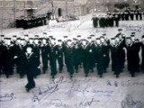 1953-54 - DICKIE DOYLE, RODNEY, 16 MESS, MARCHING PAST.jpg