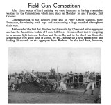 1951 - JIM WORLDING, FROM THE SHOTLEY MAG., BENBOW, WINNERS OF THE FIELD GUN COMPETITION, NOTE THE NAME OF THE TRAINER, 1.