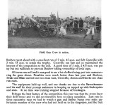 1951 - JIM WORLDING, FROM THE SHOTLEY MAG., BENBOW, WINNERS OF THE FIELD GUN COMPETITION, NOTE THE NAME OF THE TRAINER, 2.