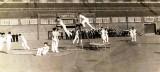 1966-67 - ROGER KILLEN, DRAKE, 91 CLASS, HIGH BOX TEAM IN ACTION