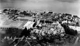 POST 1950 - JIM WORLDING,  AERIAL VIEW. PHOTO BY REG FISK.jpg