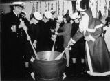 1960s - DICKIE DOYLE, MIXING THE CHRISTMAS PUDDING.JPG