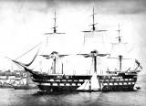 UNDATED - DICKIE DOYLE, HMS GANGES AT MYLOR.jpg