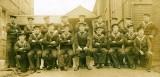 PRE 1939 - JIM WORLDING, BOY TELS CLASS WITH THEIR INSTRUCTOR.jpg
