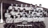 1958-59 - PETER 'FLOGGER' LAMBOURNE, 16 RECR., BLAKE, 4 MESS, 15 CLASS, Z