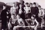 1958-59 - PETER 'FLOGGER' LAMBOURNE, 16 RECR., BLAKE, 4 MESS, 15 CLASS, CROSS COUNTRY TEAM, N.