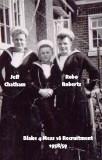 1958-59 - PETER 'FLOGGER' LAMBOURNE, 16 RECR., BLAKE, 4 MESS, 15 CLASS, E.